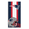 NFL New England Patriots Beach Towel