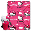 NFL New England Patriots Hello Kitty Hugger
