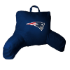 NFL New England Patriots Bed Rest Pillow