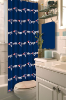 NFL New England Patriots Shower Curtain