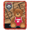NCAA New Mexico Lobos Baby Blanket