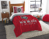 NCAA New Mexico Lobos Twin Comforter Set