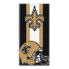 NFL New Orleans Saints Beach Towel