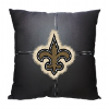 NFL New Orleans Saints 18x18 Letterman Pillow
