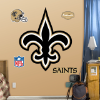 NFL New Orleans Saints Logo Fat Head