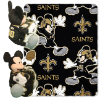 NFL New Orleans Saints Disney Mickey Mouse Hugger