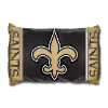 NFL New Orleans Saints Micro Fiber Pillow Cases (set of 2)
