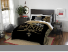 NFL New Orleans Saints QUEEN Comforter and 2 Shams