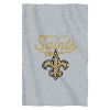 NFL New Orleans Saints Sweatshirt Blanket