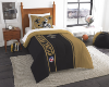 NFL New Orleans Saints Twin Comforter with Sham