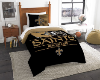 NFL New Orleans Saints Twin Comforter Set