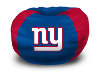 NFL New York Giants Bean Bag Chair