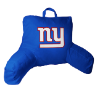 NFL New York Giants Bed Rest Pillow