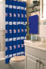 NFL New York Giants Shower Curtain