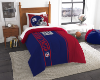 NFL New York Giants Twin Comforter with Sham