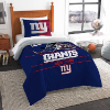 NFL New York Giants Twin Comforter Set