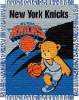 NBA New York Knicks Baby Blanket