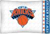 NBA New York Knicks Micro Fiber Pillow Cases (set of 2)