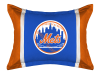 MLB New York Mets Pillow Sham - MVP Series