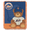 MLB New York Mets Baby Blanket