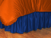 MLB New York Mets Bed Skirt - Sidelines Series