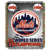 MLB New York Mets Commemorative 48x60 Tapestry Throw