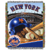 MLB New York Mets Home Field Advantage 48x60 Tapestry Throw