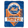 MLB New York Mets 60x80 Super Plush Throw Blanket
