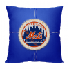 MLB New York Mets 18x18 Letterman Pillow