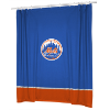 MLB New York Mets Shower Curtain