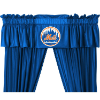 MLB New York Mets Valance - Locker Room Series