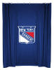 NHL New York Rangers Shower Curtain