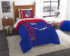 NHL New York Rangers TWIN Size Bed In A Bag