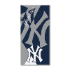 MLB New York Yankees Colossal Beach Towel