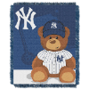 MLB New York Yankees Baby Blanket