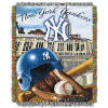 MLB New York Yankees Home Field Advantage 48x60 Tapestry Throw