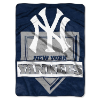 MLB New York Yankees 60x80 Super Plush Throw Blanket