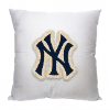 MLB New York Yankees 18x18 Letterman Pillow