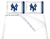 MLB New York Yankees Micro Fiber Bed Sheets