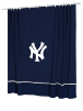 MLB New York Yankees Shower Curtain