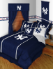 MLB New York Yankees Comforter - Sidelines Series