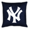 MLB New York Yankees Pillow - Sidelines Series