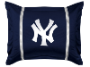 MLB New York Yankees Pillow Sham - Sidelines Series