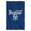 MLB New York Yankees Sweatshirt Blanket