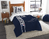 MLB New York Yankees TWIN Size Bed In A Bag