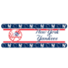 MLB New York Yankees Wall Paper Border