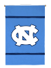 NCAA North Carolina Tar Heels Wall Hanging - MVP Series