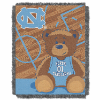 NCAA North Carolina Tar Heels Baby Blanket