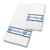 NCAA North Carolina Tar Heels Bath Towel Set