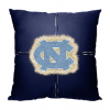 NCAA North Carolina Tar Heels 18x18 Letterman Pillow